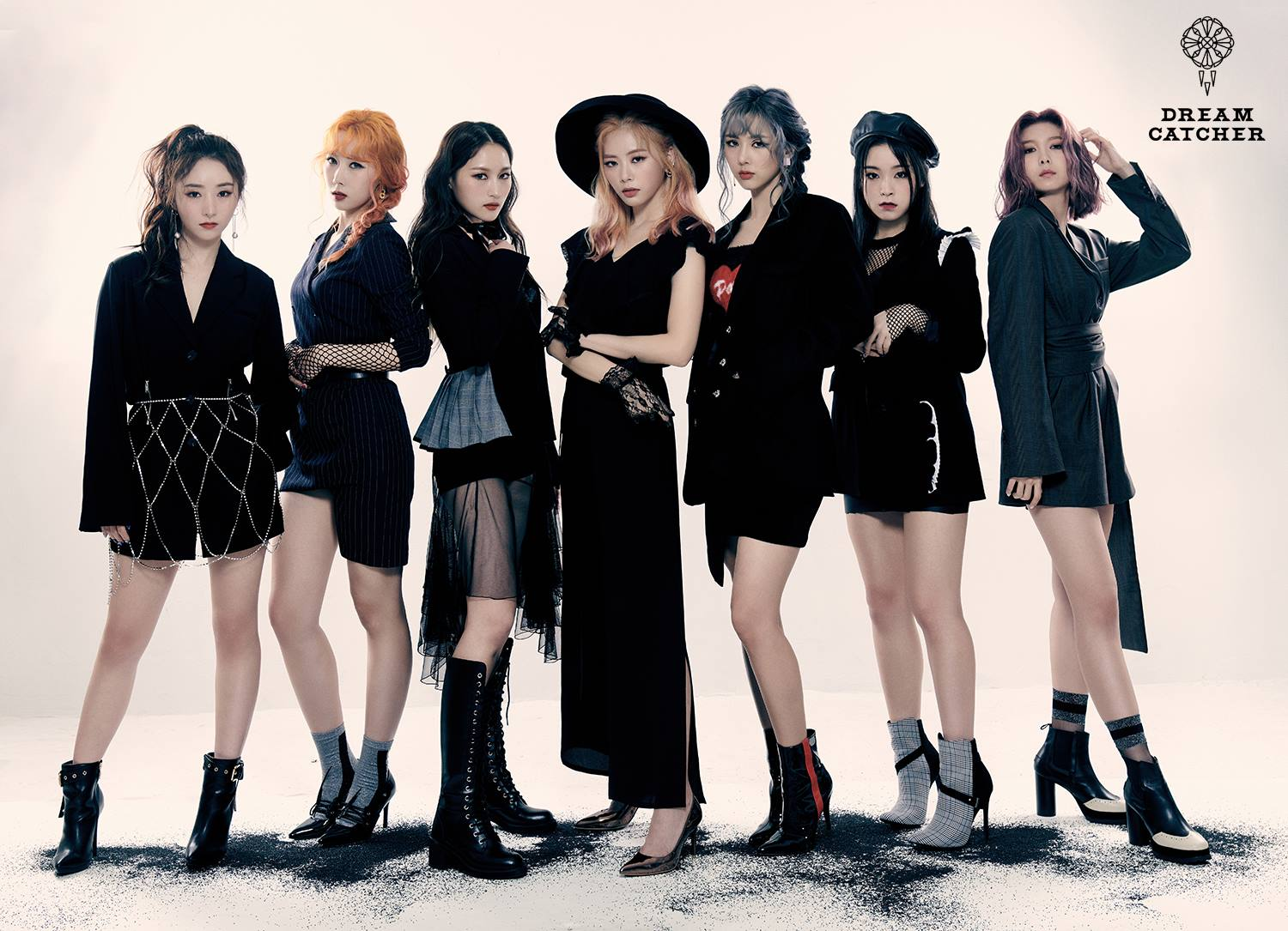 Kpop: DREAMCATCHER Profile: Happy Face's MINX Re-Boot With New