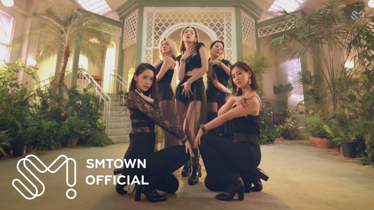 Girls Generation Oh Gg Lil Touch Mv Kpopmap