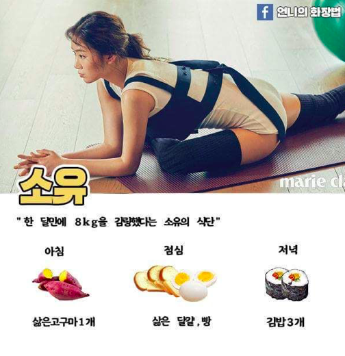 The Extreme K-Pop Idol Diet Meal Plan Compilation | Kpopmap