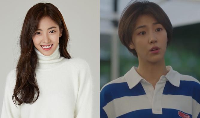 Bae DaBin, Bae DaBin actress, gangnam beauty tomboy, Kwon YoonByul bae dabin, Kwon YoonByul webtoon