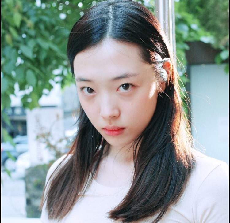 sulli no makeup