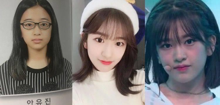 izone, izone members, izone an yujin, an yujin, izone facts, an yujin height, starship ent, starship trainee