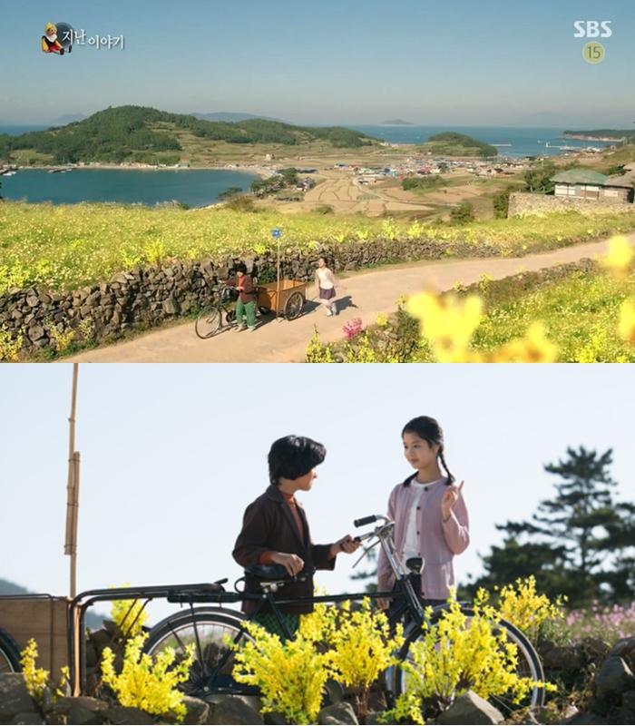Cheongsando, wando, Cheongsando korea, Pinocchio drama location, pinocchio island