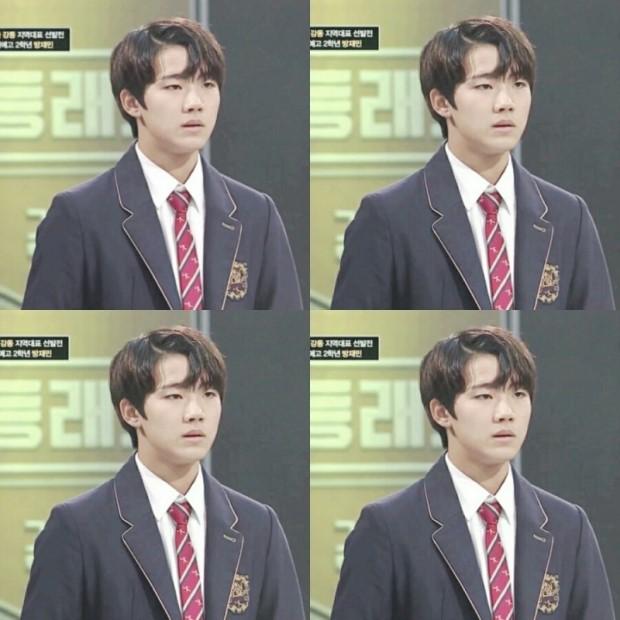 Bang JaeMin profile, Bang JaeMin rapper, Bang JaeMin top management, Bang JaeMin, Bang JaeMin 2018, Bang JaeMin high school rapper
