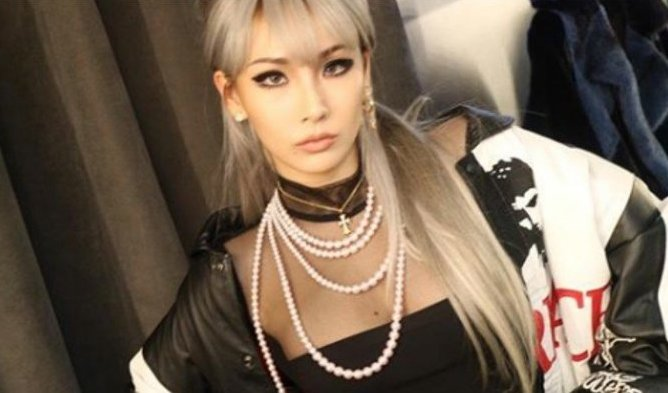 CL Returns To Her Usual Slim Self Upon Collaboration With