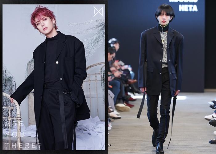 minhyuk fashion, monsta x comeback, are you there, monsta x are you there, monsta x minhyuk, minhyuk heta, minhyuk 2018