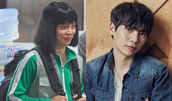 Kim MinKyu Park ShinSeon, Kim MinKyu Mama Fairy And The Woodcutter, kim minkyu actor