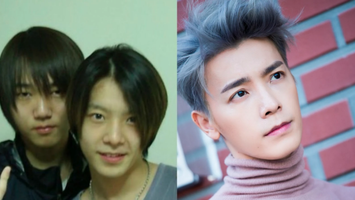 kpop before after