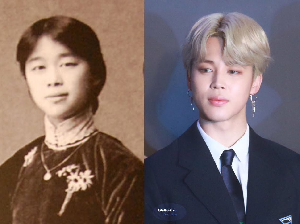 ARMY Believes BTS JiMin Is A Time Traveler • Kpopmap