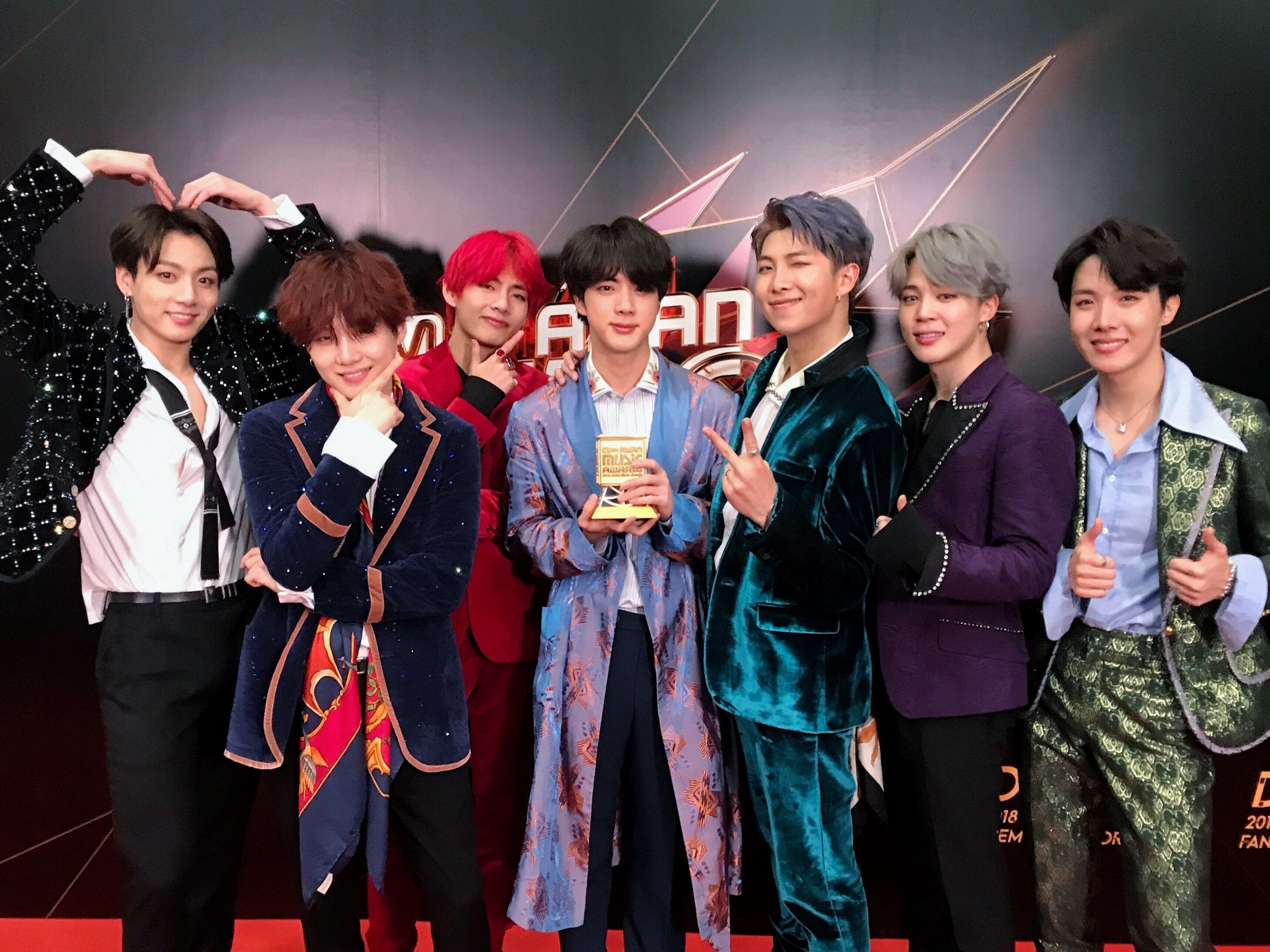 bts, bts profile, bts facts, bts members, bts age, bts height, bts weight, bts tallest, bts shortest, bts bbmas 2018