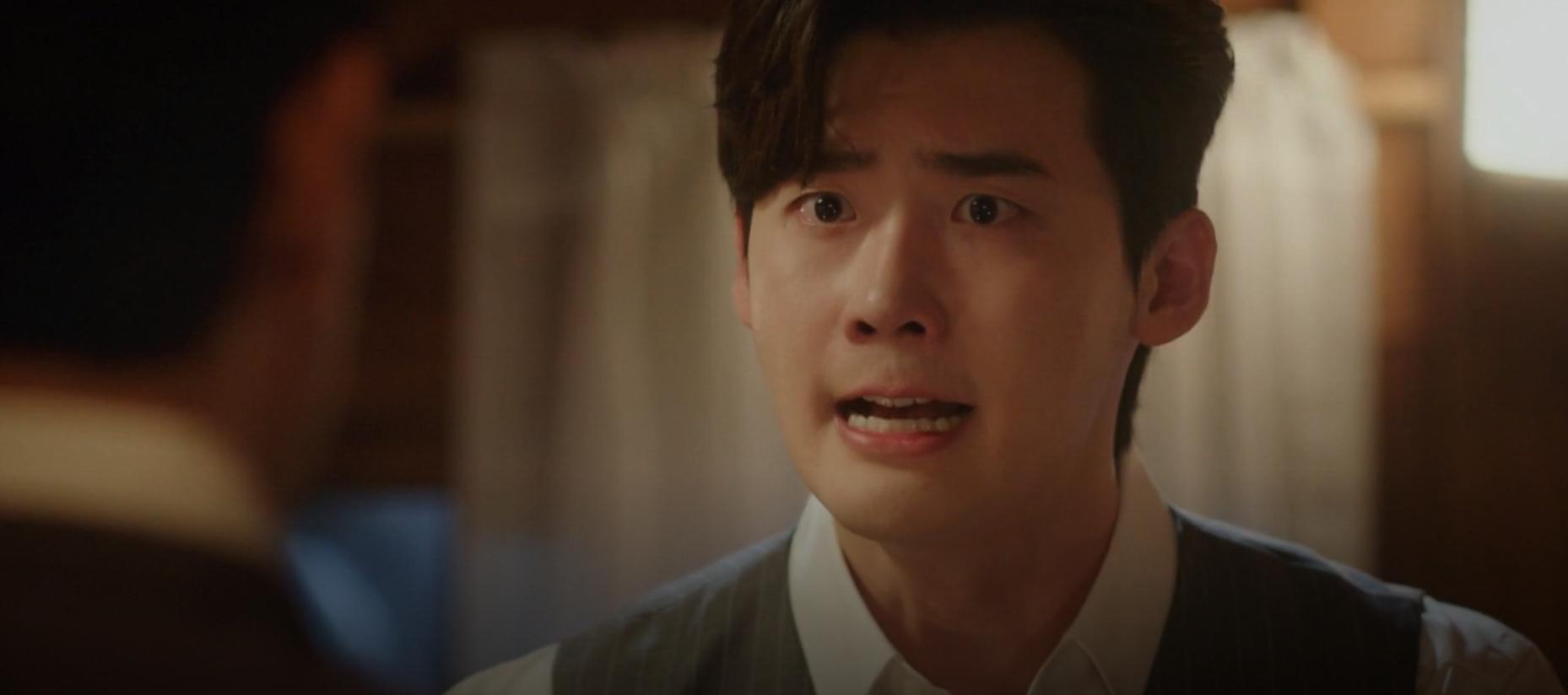 lee jongsuk s heartbreaking scene got viewers about to cry in