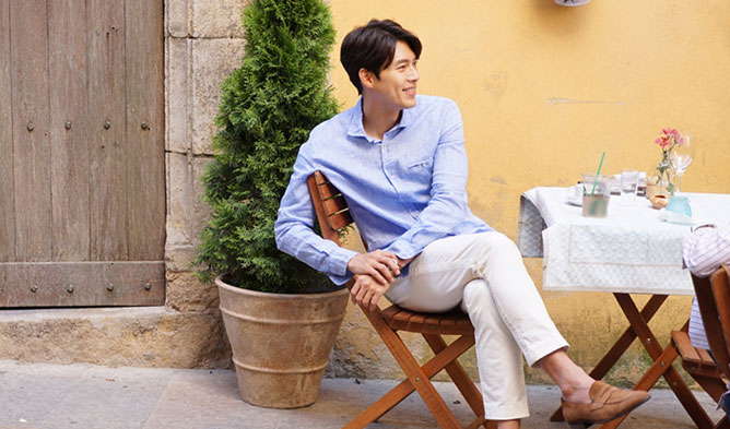 hyunbin, hyunbin 2018, hyunbin spain, hyunbin behind, hyunbin set, hyunbin memories of the alhambra, hyunbin handsome, hyunbin pictures, hyunbin tvn