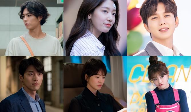 actors and actresses Brand Reputation Index, ranking actors, december 2018 korean actor, actor ranking