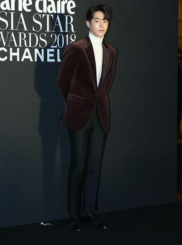 best korean celeb outfit, korean actors fashion, nam joo hyuk
