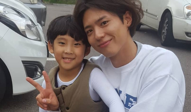 park bogum encounter, park bogum kid, park bogum kind, park bogum 2018