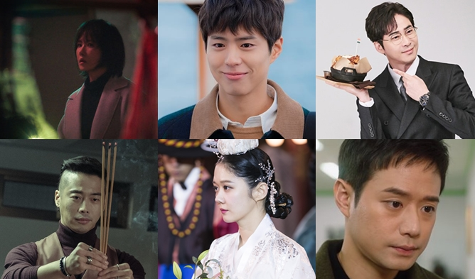 the last empress ratings, encounter ratings, love alert ratings, quiz of god reboot ratings