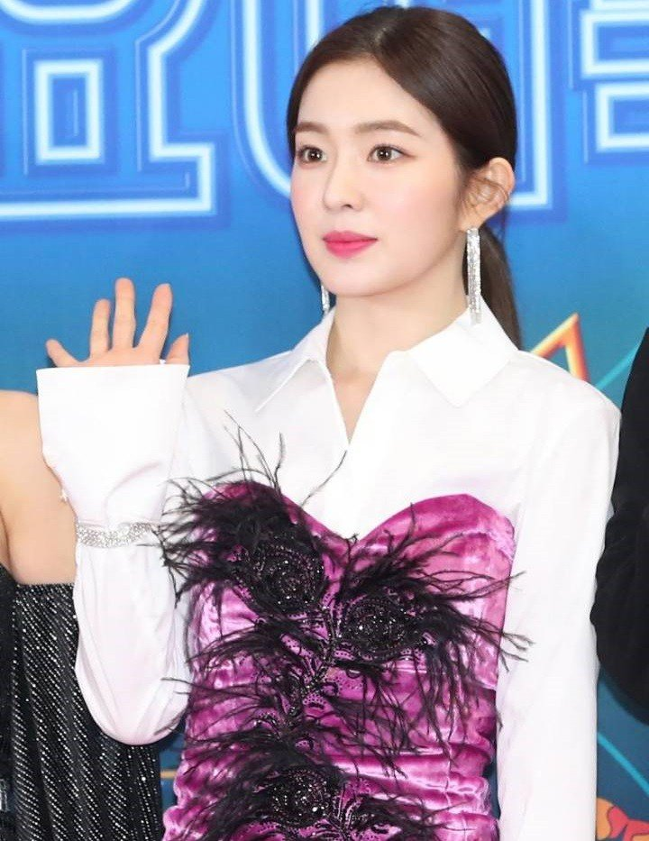 irene bad outfit