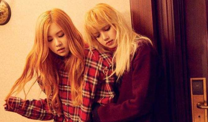 Blackpink Lisa And Rose Appears On Pornhub S Instagram Kpopmap