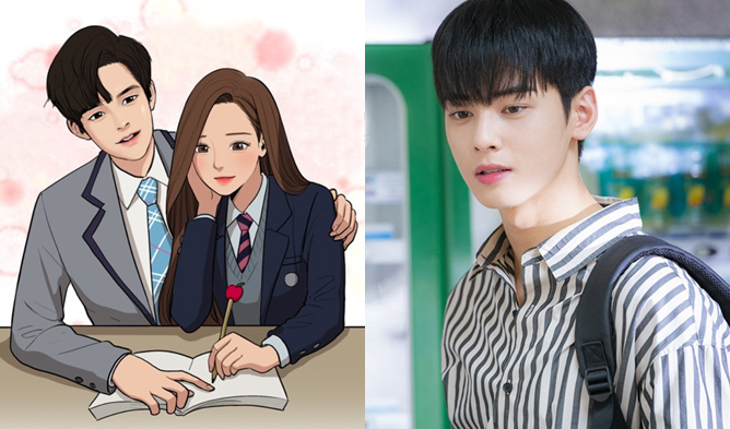 true beauty, true beauty webtoon, true beauty korea, true beauty drama, true beauty cast, true beauty actors