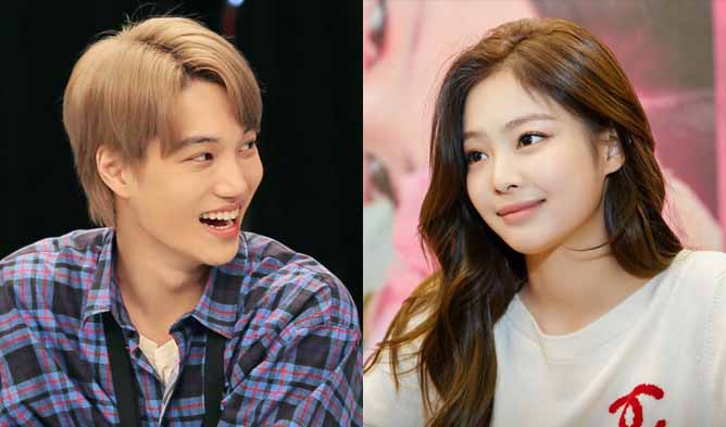 exo, exo profile, exo facts, exo age, exo kai, kai, exo dancer, kai jennie, jennie, blackpink jennie, blackpink jennie scandal, jennie dating, jennie kai,