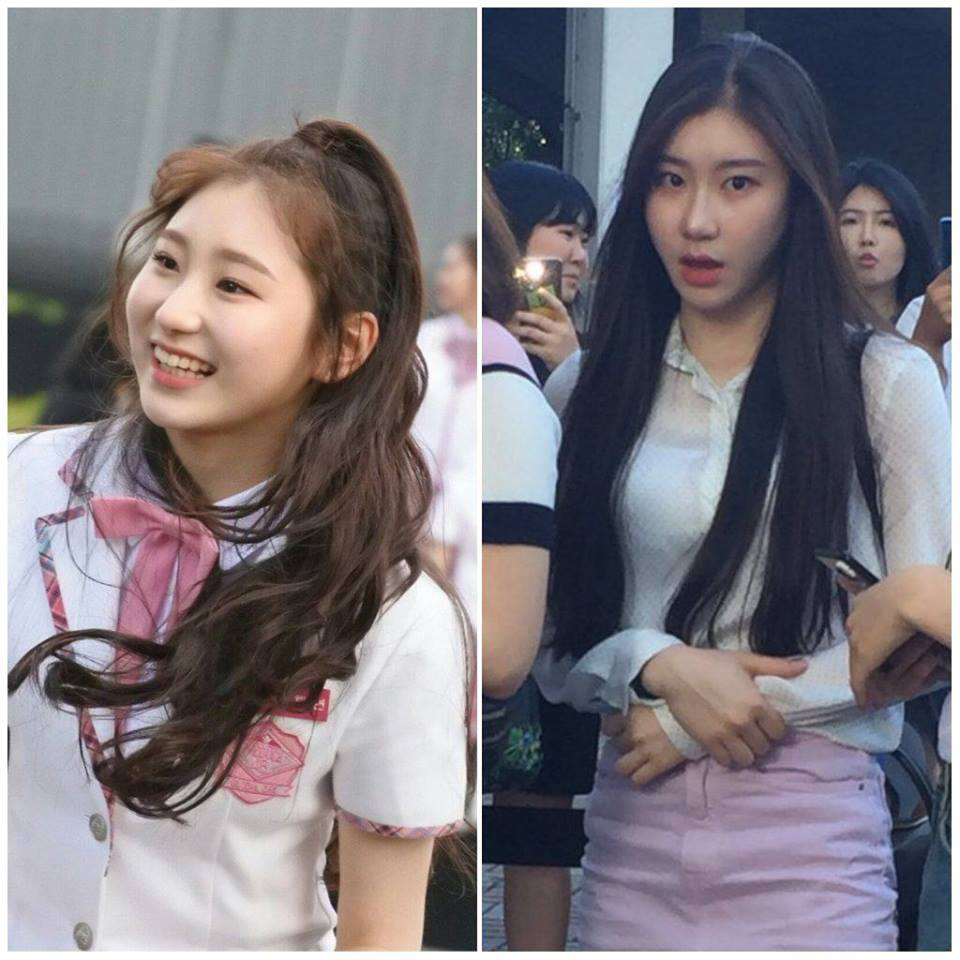 Netizens Find Predebut Pictures of IZ*ONE's ChaeYeon And Younger