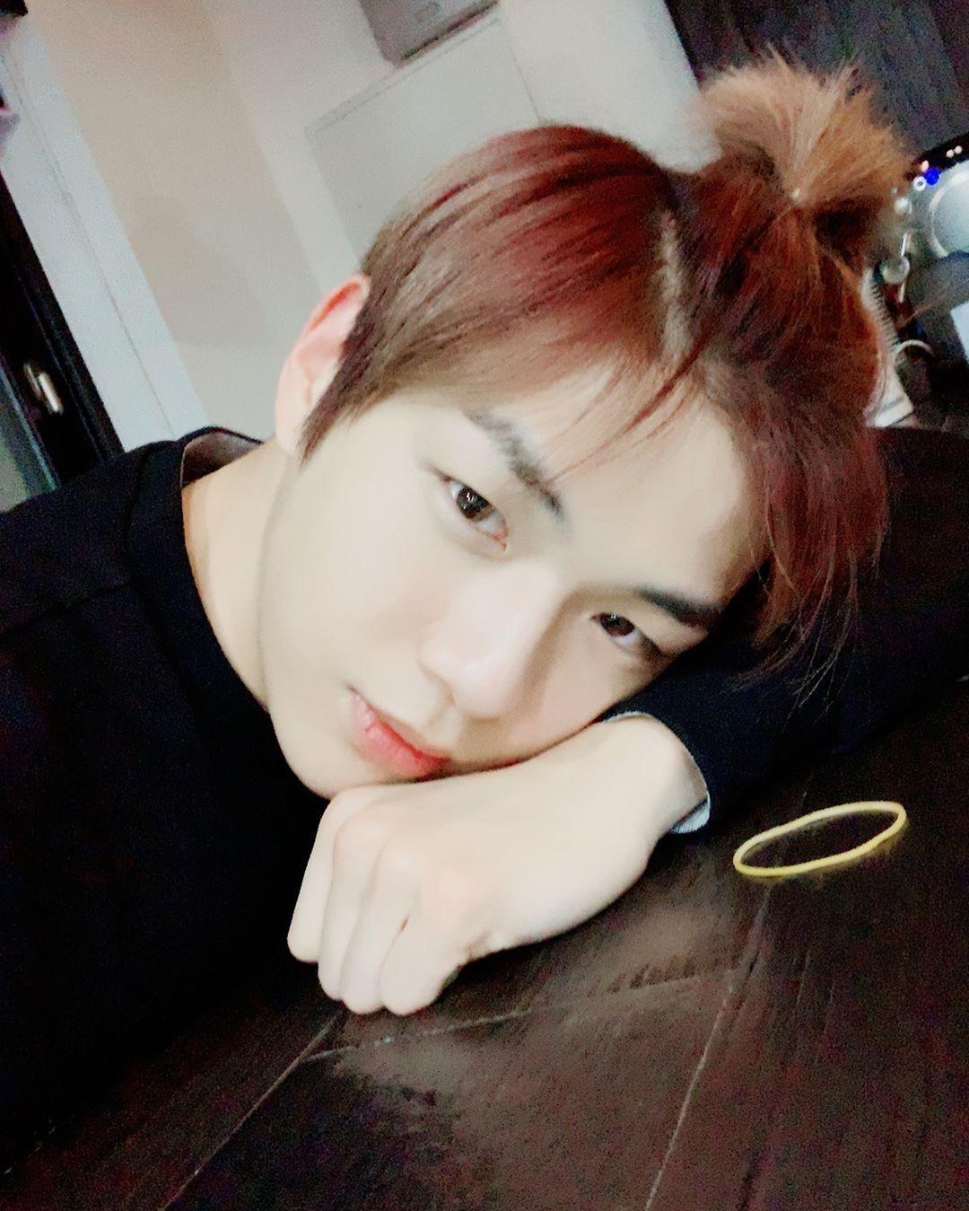 Kang Daniel instagram
