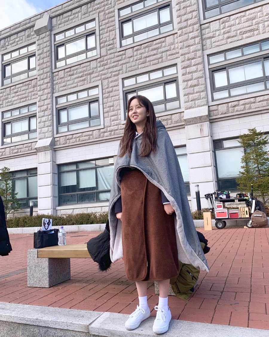 Kim SoHyun 2019, Kim SoHyun instagram