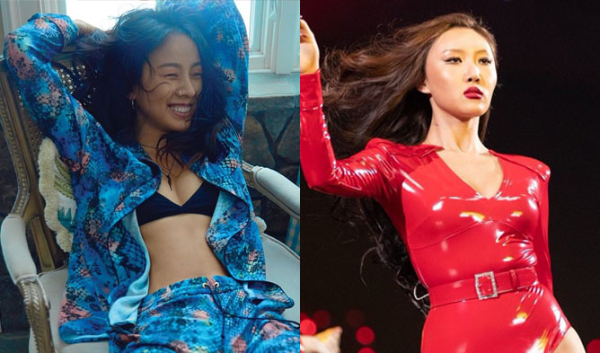 Netizens Have Mix Reactions For MAMAMOO's HwaSa Outfit On