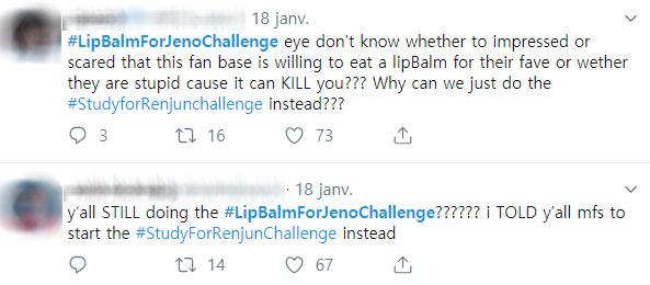 LipBalmForJenoChallenge, StudyForRenjunChallenge, nctzen challenge