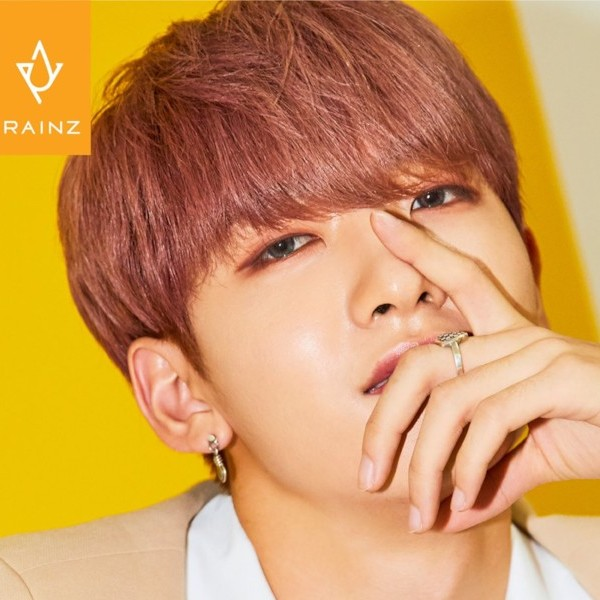 RAINZ Hong EunKi profile