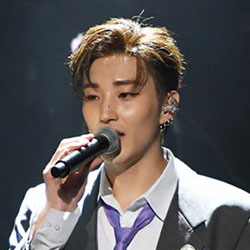 B.A.P JongUp profile