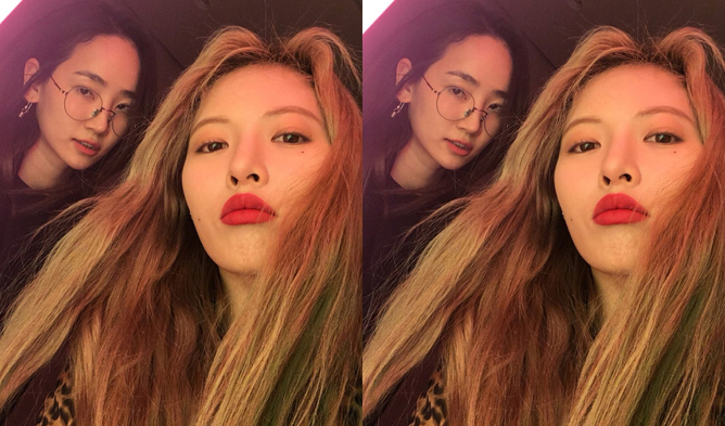 hyuna, hyuna profile, hyuna facts, hyuna age, hyuna weight, hyuna height, hyuna wonder girls, hyuna yeeun, yeeun, yeeun height, yeeun facts, wonder girls yeeun, wonder girls age,