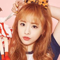 OH MY GIRL JinE profile