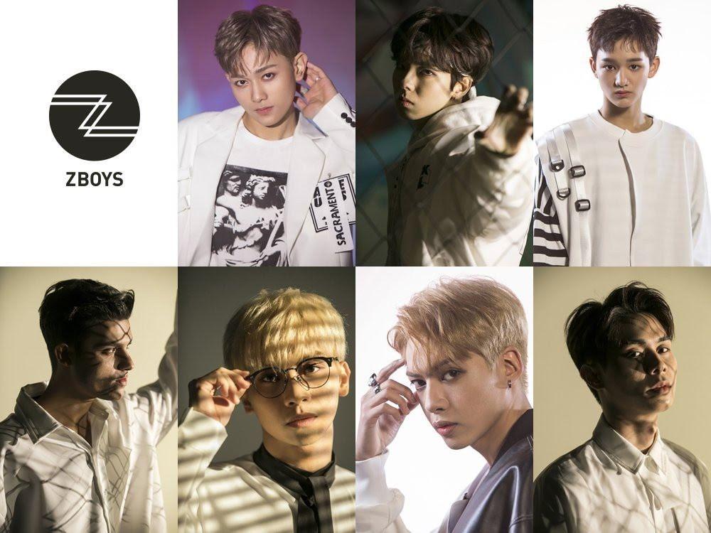 z boys kpop