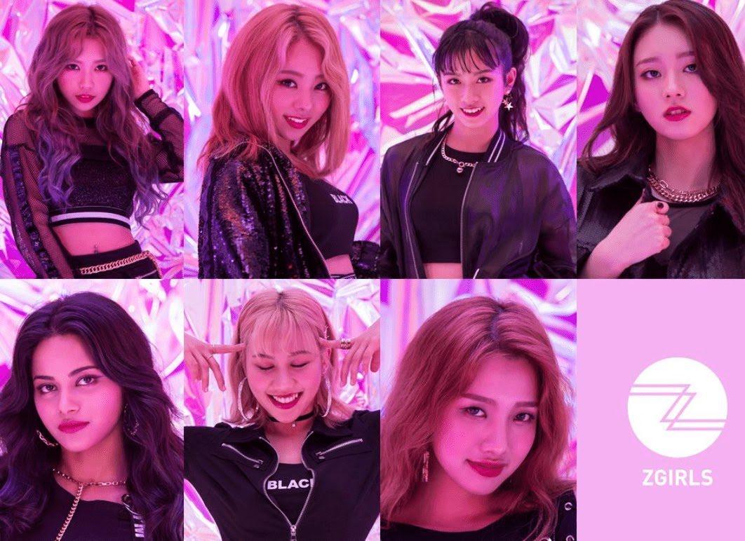 z girls kpop