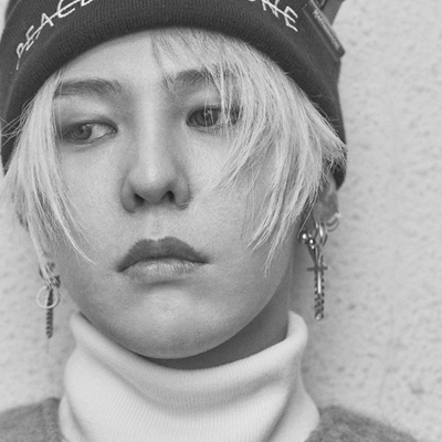 BigBang G-Dragon profile
