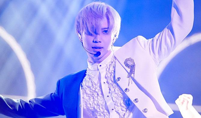 taemin 2nd concert, T1001101 concert, taemin 2019, taemin solo, taemin shinee