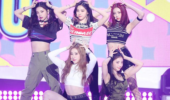 itzy members, kpop quiz