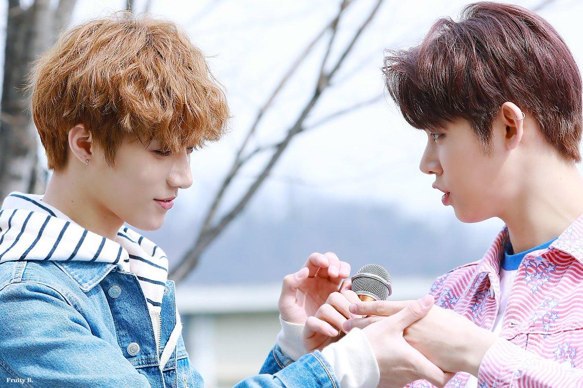 TXT Beomgyu, TXT Yeonjun, TXT сердце