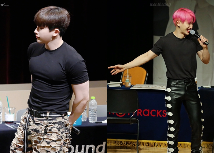 Some Fans Are Upset At The Reason Why MONSTA X's WonHo Lost 5kg For