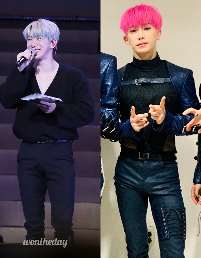 Some Fans Are Upset At The Reason Why MONSTA X's WonHo Lost