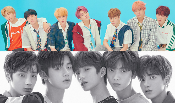 K-Pop Idol Boy Group Brand Reputation Index Ranking For ...