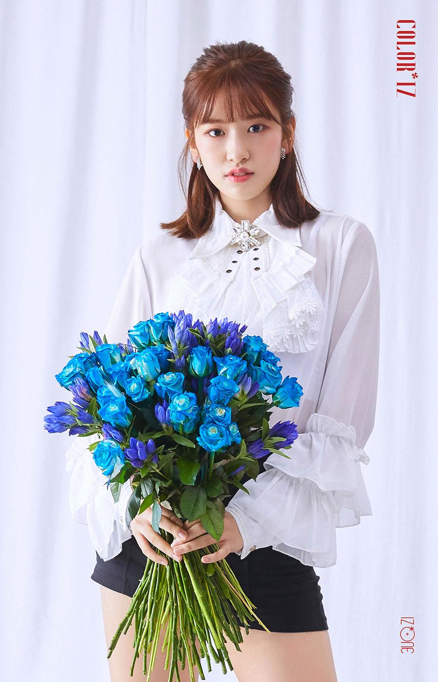 izone, izone profile, izone facts, izone members, izone age, izone leader, izone maknae, izone an yujin, ahn yujin, yujin