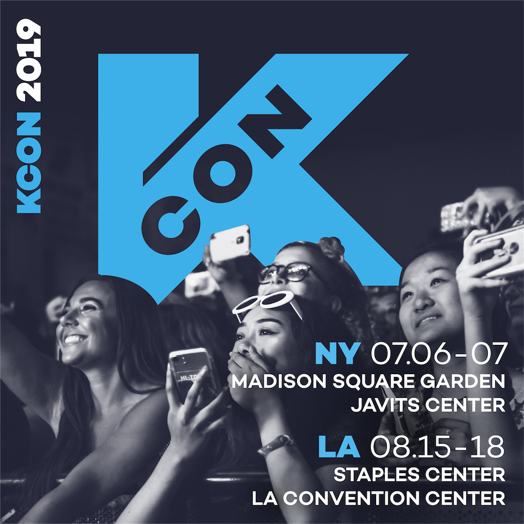 kcon, kcon 2019, kcon 2019 lineup, kcon 2019 tickets, kcon la, kcon ny, kcon idols