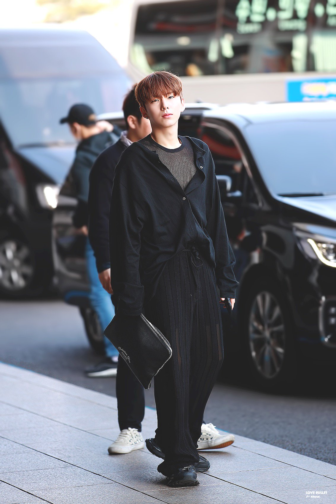 monsta x fashion, monsta x see through, kihyun fashion, kihyun see through