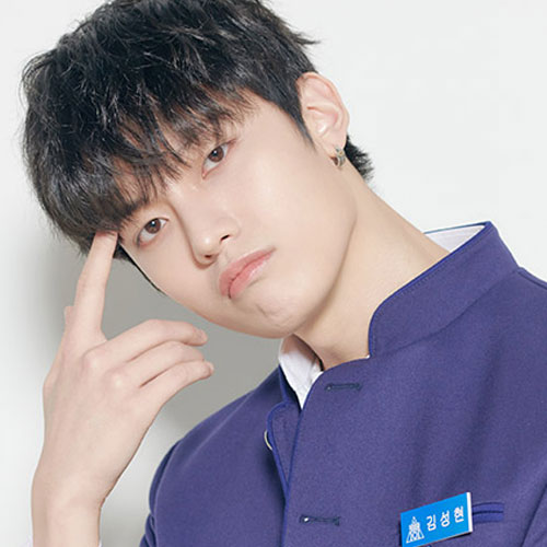 Produce X 101 Kim SungHyun profile