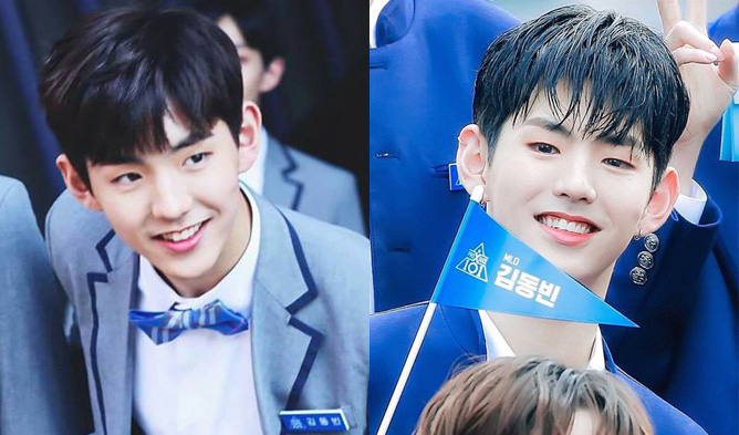 produce x 101, produce x 101 trainees, produce x 101 members, produce x 101 height, produce x 101 company, kpop, trainee, produce x 101 kim dongbin, kim dongbin