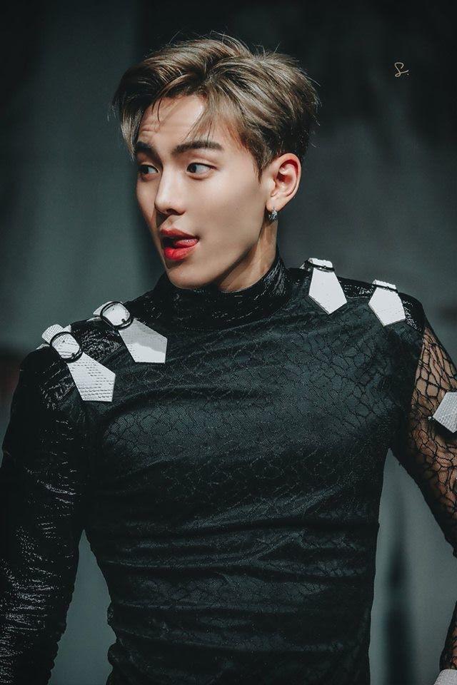 why monsta x shownu  u0026 wonho would make the sexiest lingerie models of all time  u2022 kpopmap
