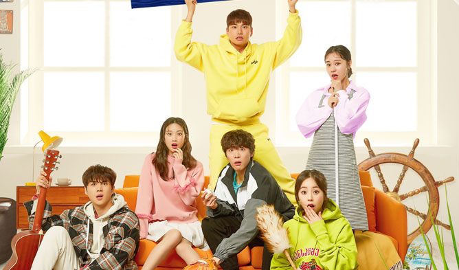 Welcome To Waikiki season 2, Welcome To Waikiki 2 cast, Welcome To Waikiki 2 summary