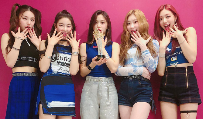 ITZY: QUIZ: Do You Know All The Members Of ITZY? • Kpopmap